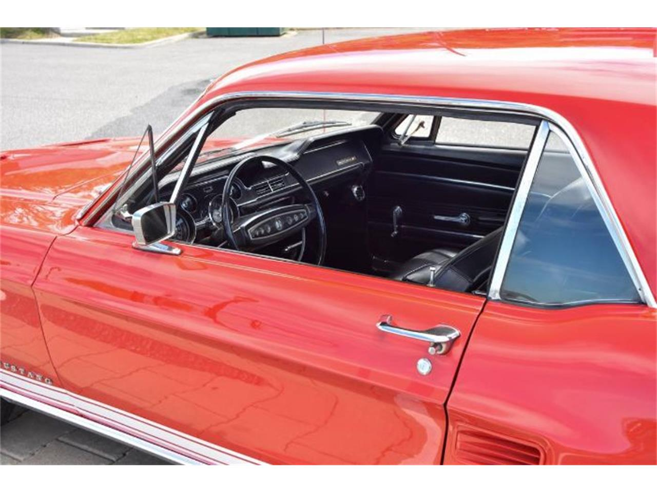Ford Mustang V8 289 1967 prix tout compris