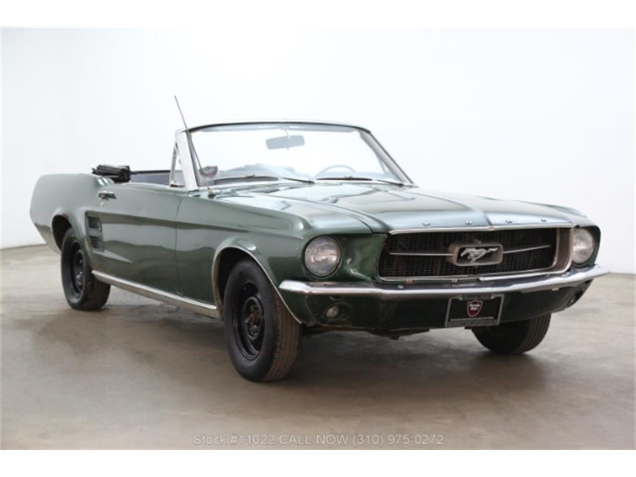 Ford Mustang 1967 prix tout compris 1967
