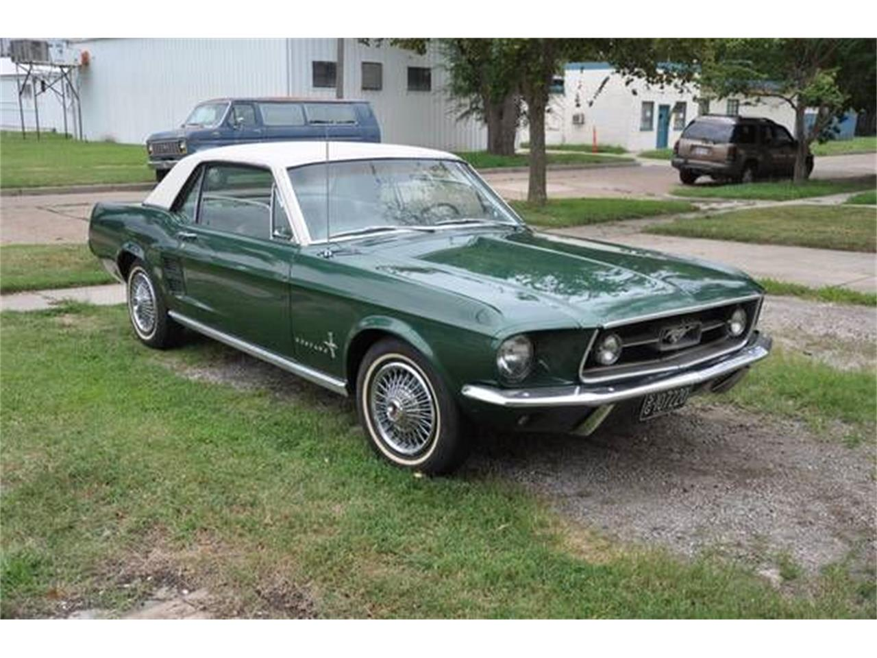 Ford Mustang Gta matching 1967 prix tout compris 1967