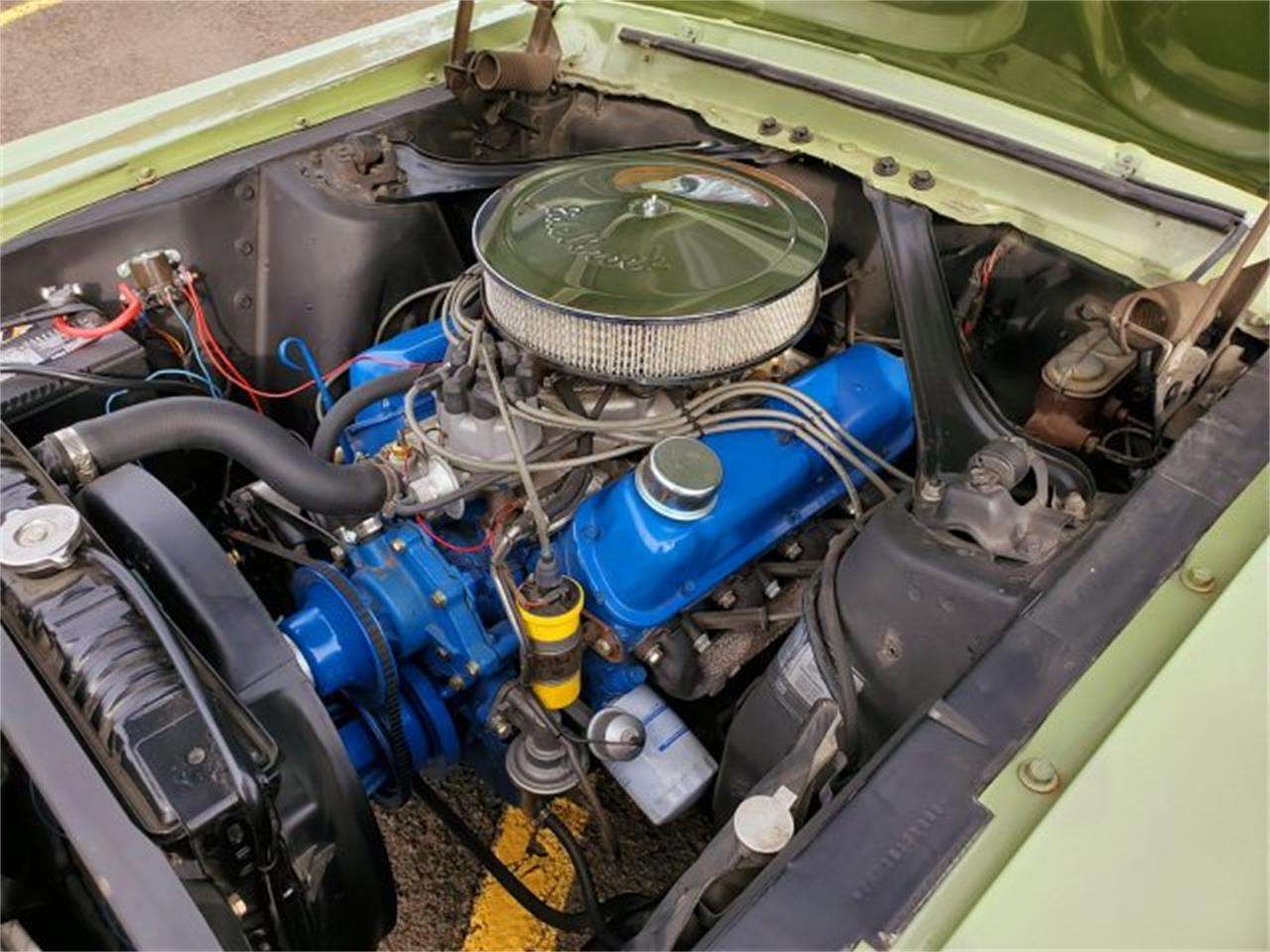 Ford Mustang Gt a 1967 prix tout compris