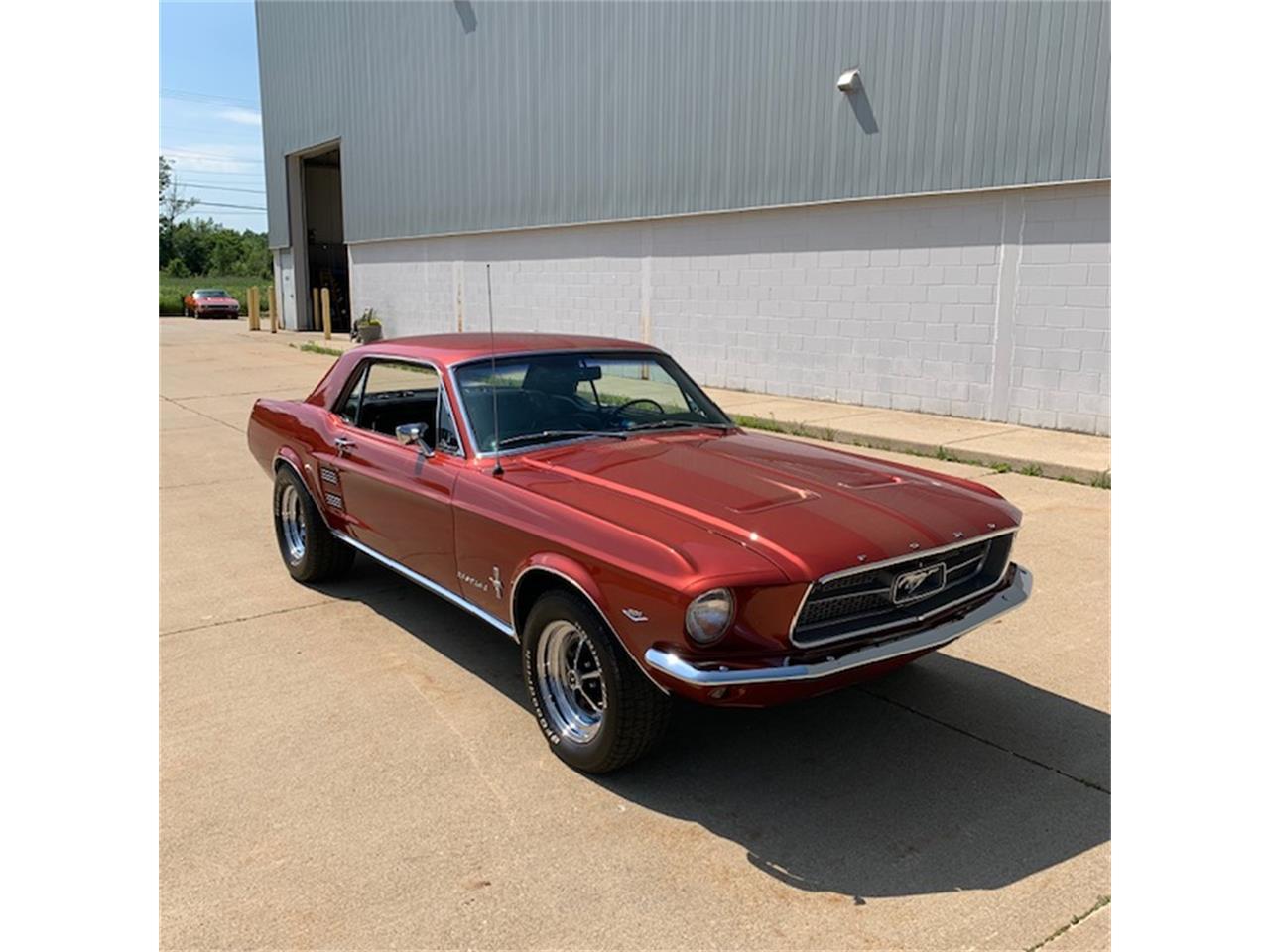 Ford Mustang 302 v8 1967 prix tout compris 1967