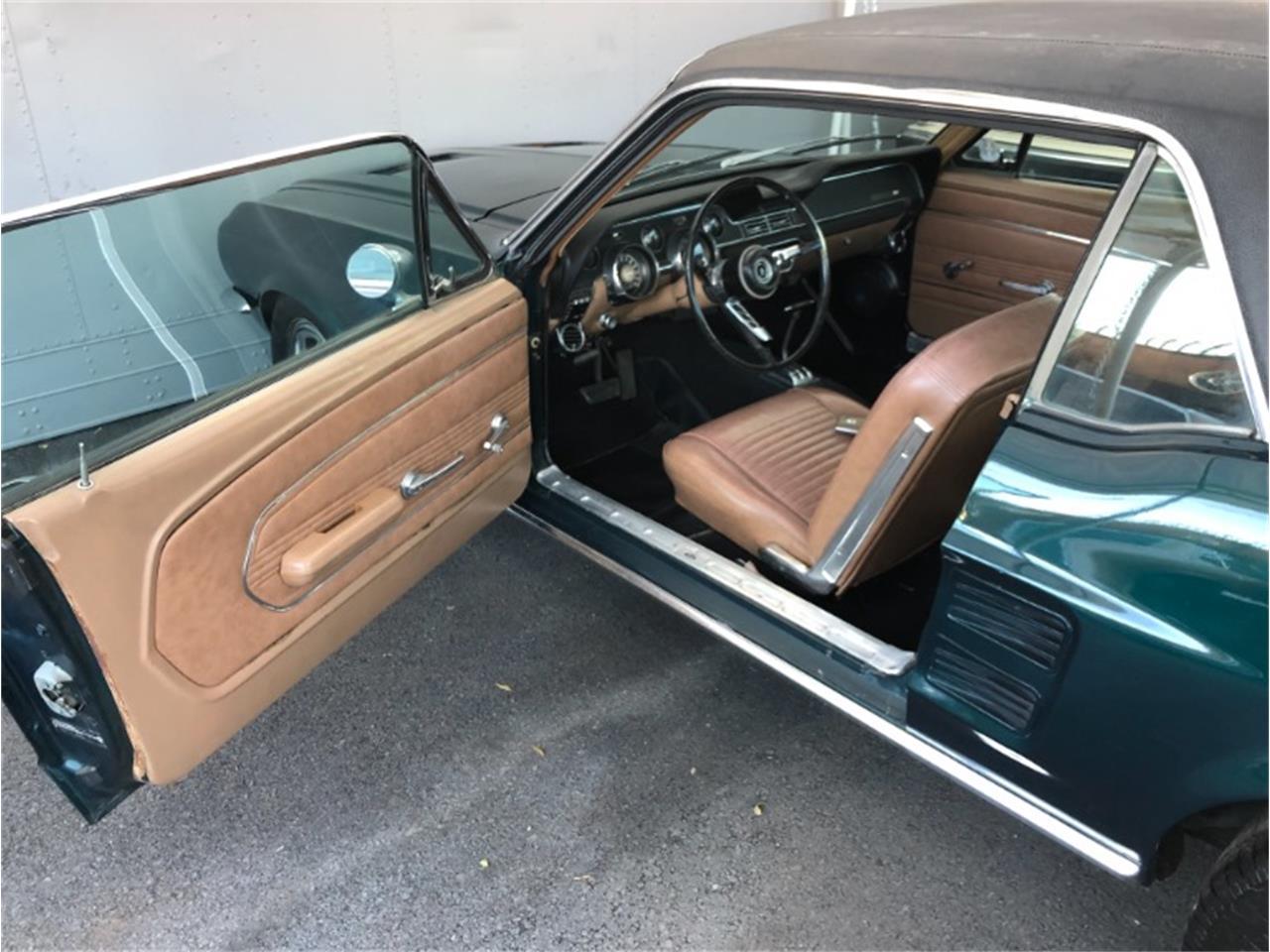 Ford Mustang 1ére main v8 289 1967 prix tout compris