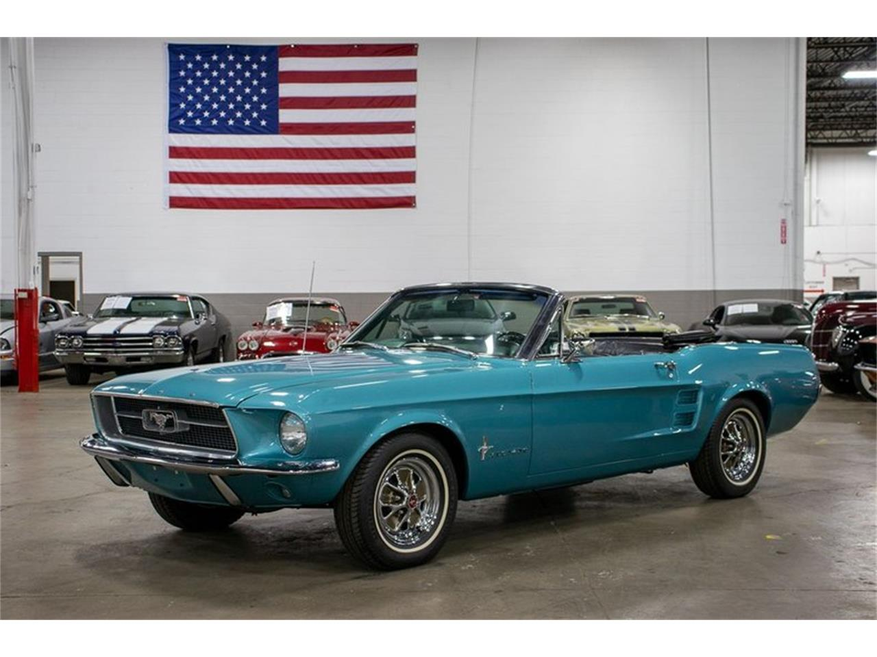 Ford Mustang Ford mustang code c cabriolet prix tout compris 1967