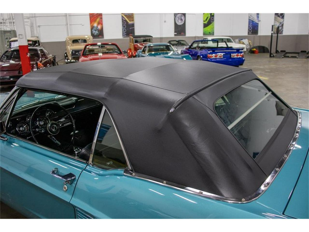 Ford Mustang Ford mustang code c cabriolet prix tout compris