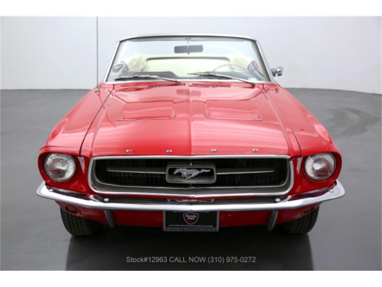 Ford Mustang V8 289 1967 prix tout compris 1967