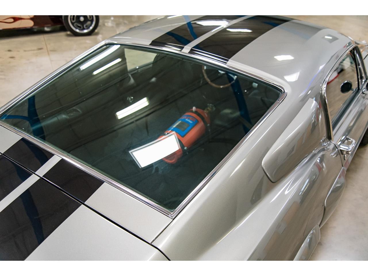 Ford Mustang Eléonor 1968 dossier dispo prix tout compris