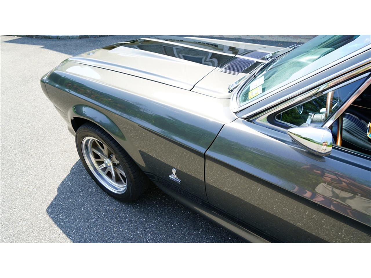 Ford Mustang Fastback réplique eleanor 1968 prix tout compris