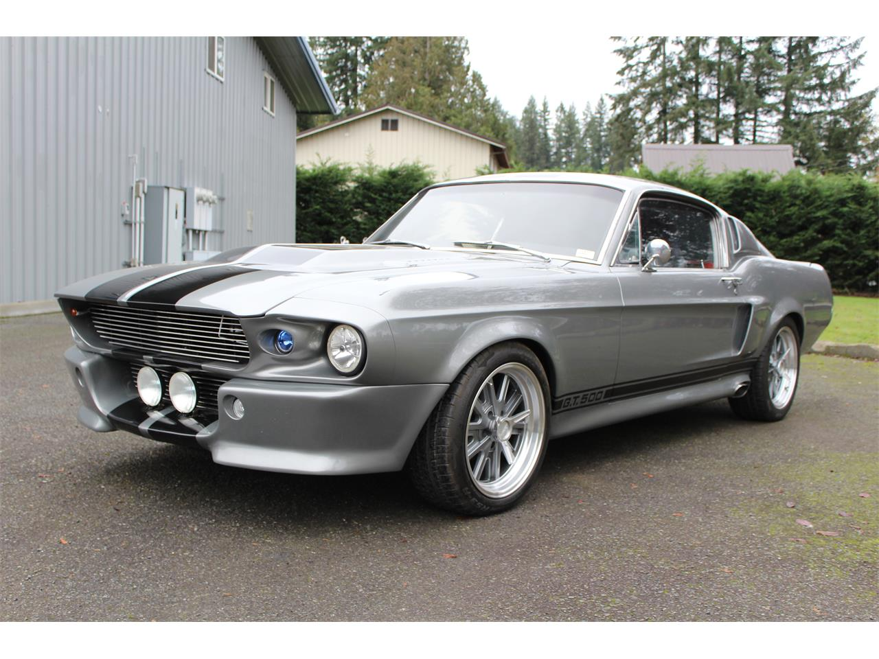 Ford Mustang Fastback 1968 prix tout compris 1968