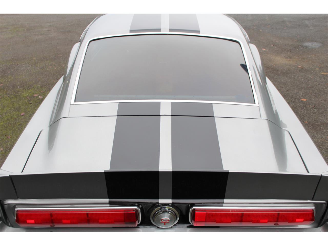 Ford Mustang Fastback 1968 prix tout compris