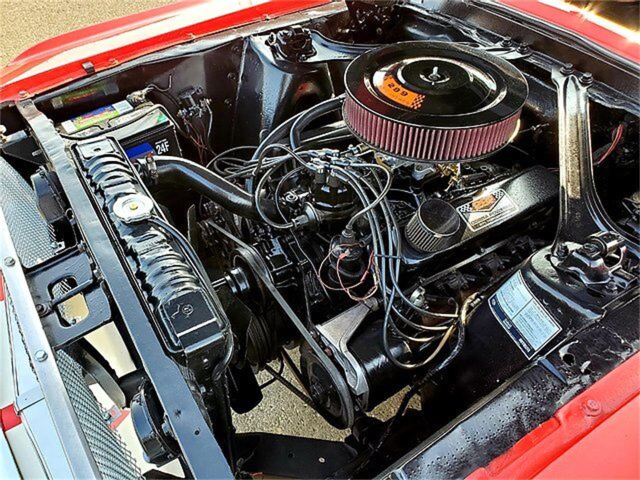 Ford Mustang Shelby 350 réplique v8 1968 prix tout compris