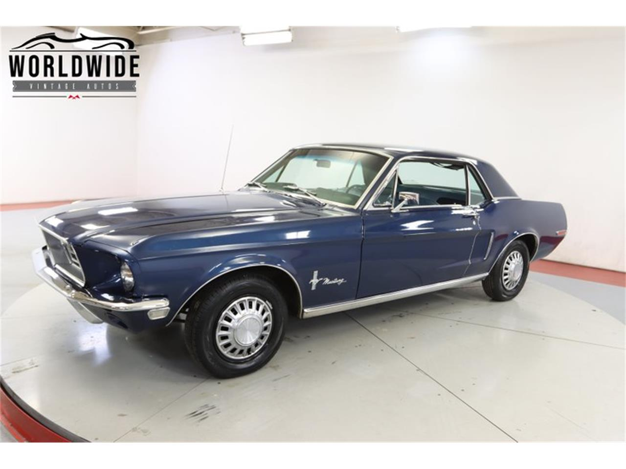 Ford Mustang V8 289 1968 prix tout compris 1968