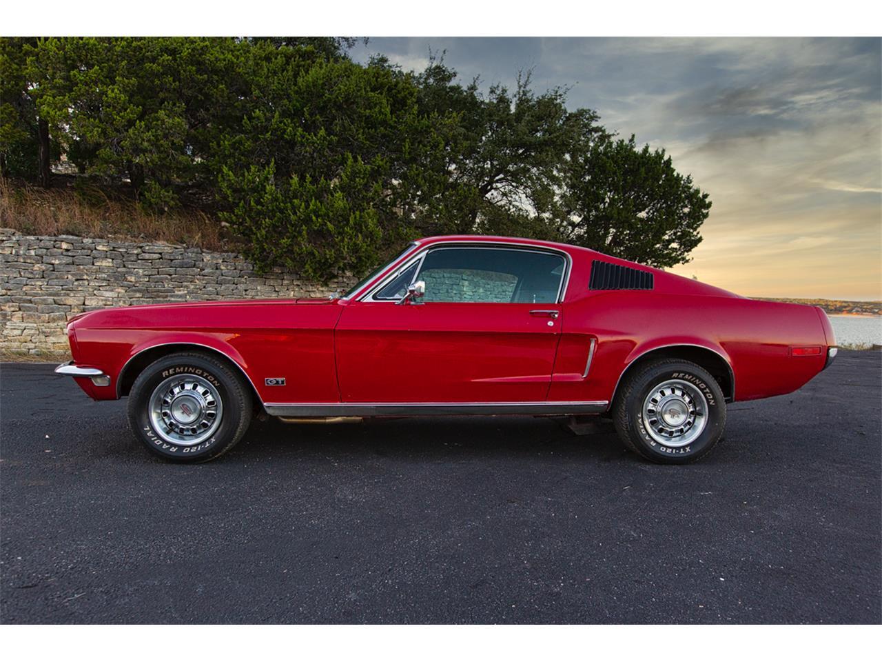 Ford Mustang V8 427 1968 prix tout compris