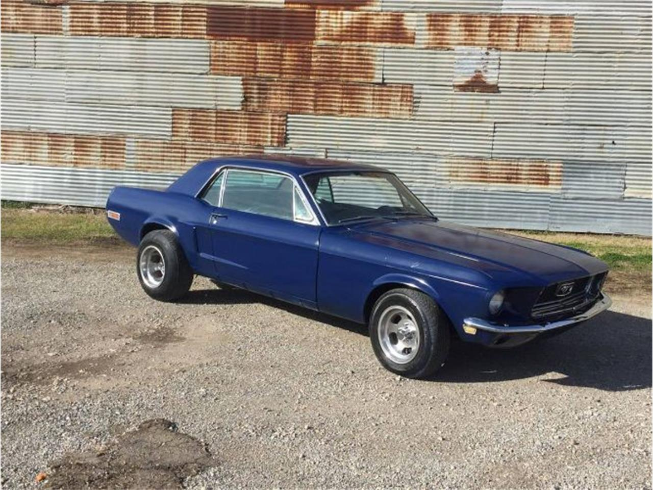 Ford Mustang V8 289 1968 prix tout compris 1968