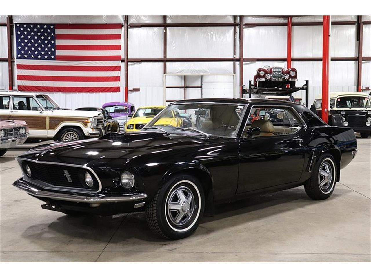 Ford Mustang 1969 prix tout compris 1969