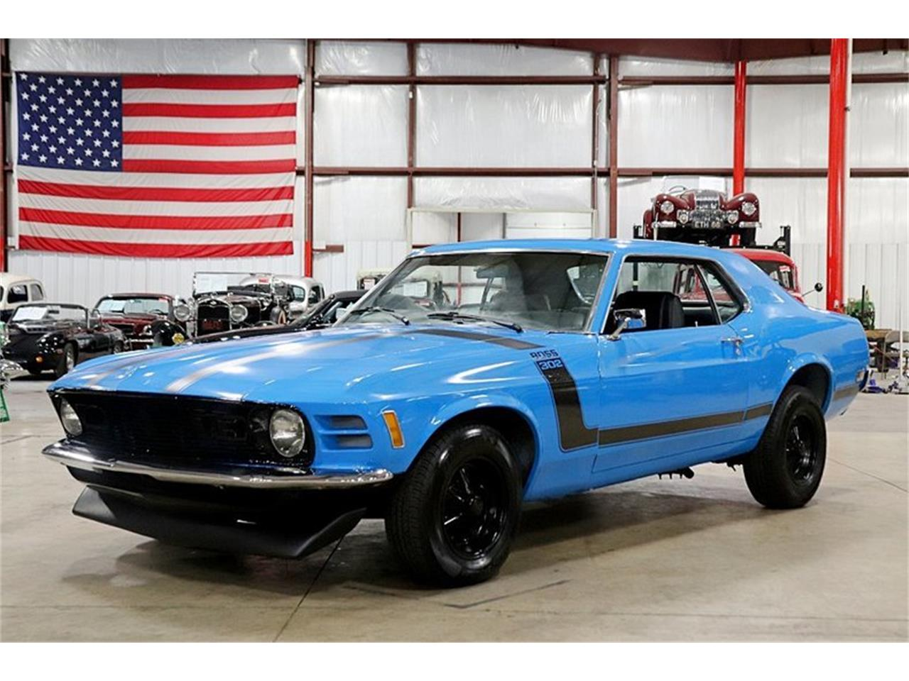 Ford Mustang Boss 302 1970 prix tout compris 1970