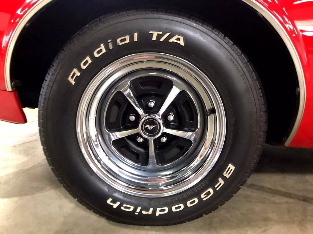 Ford Mustang V8 302 cabriolet 1971 prix tout compris