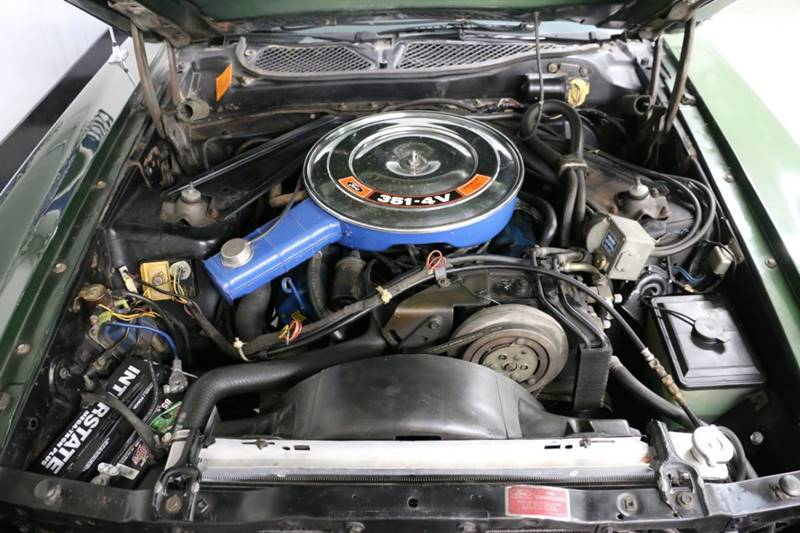 Ford Mustang Fastback 351 cobra jet 1972 prix tout compris