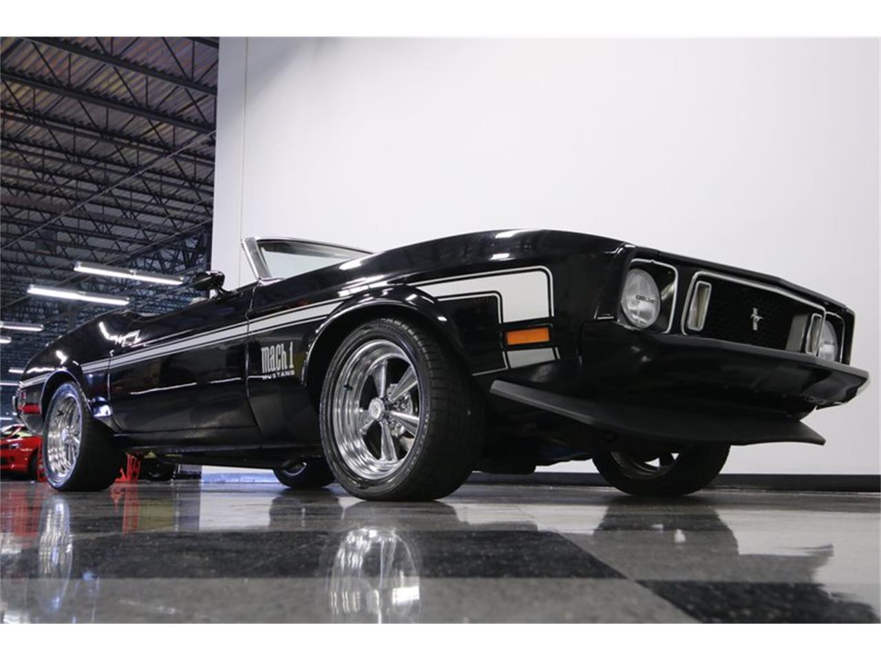 Ford Mustang Mac 1 1973 prix tout compris