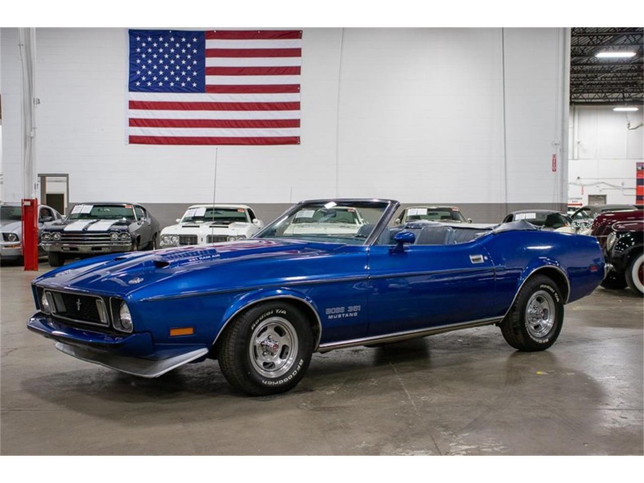 Ford Mustang V8 1973 prix tout compris 1973