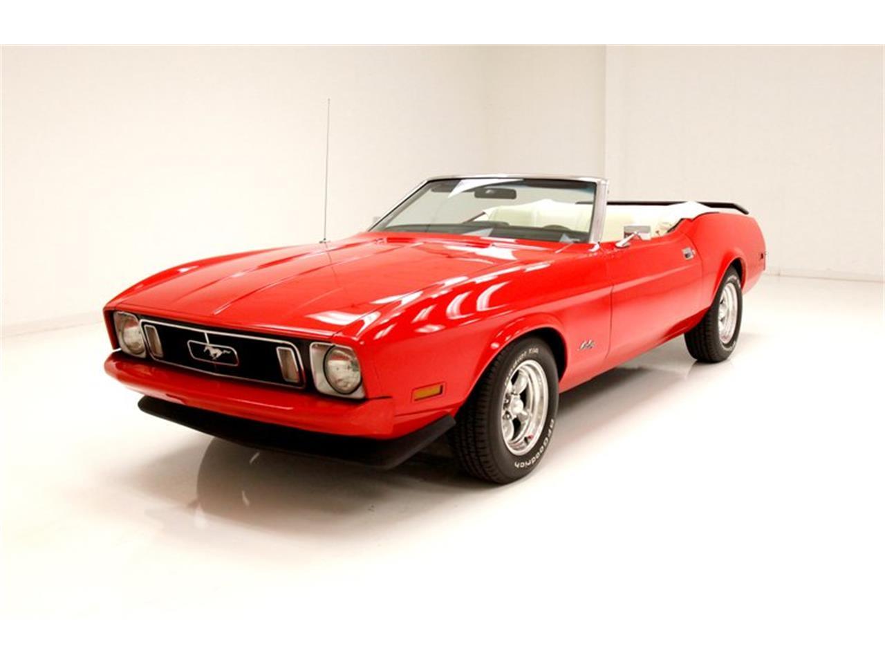 Ford Mustang 302 v8 1973 prix tout compris 1973