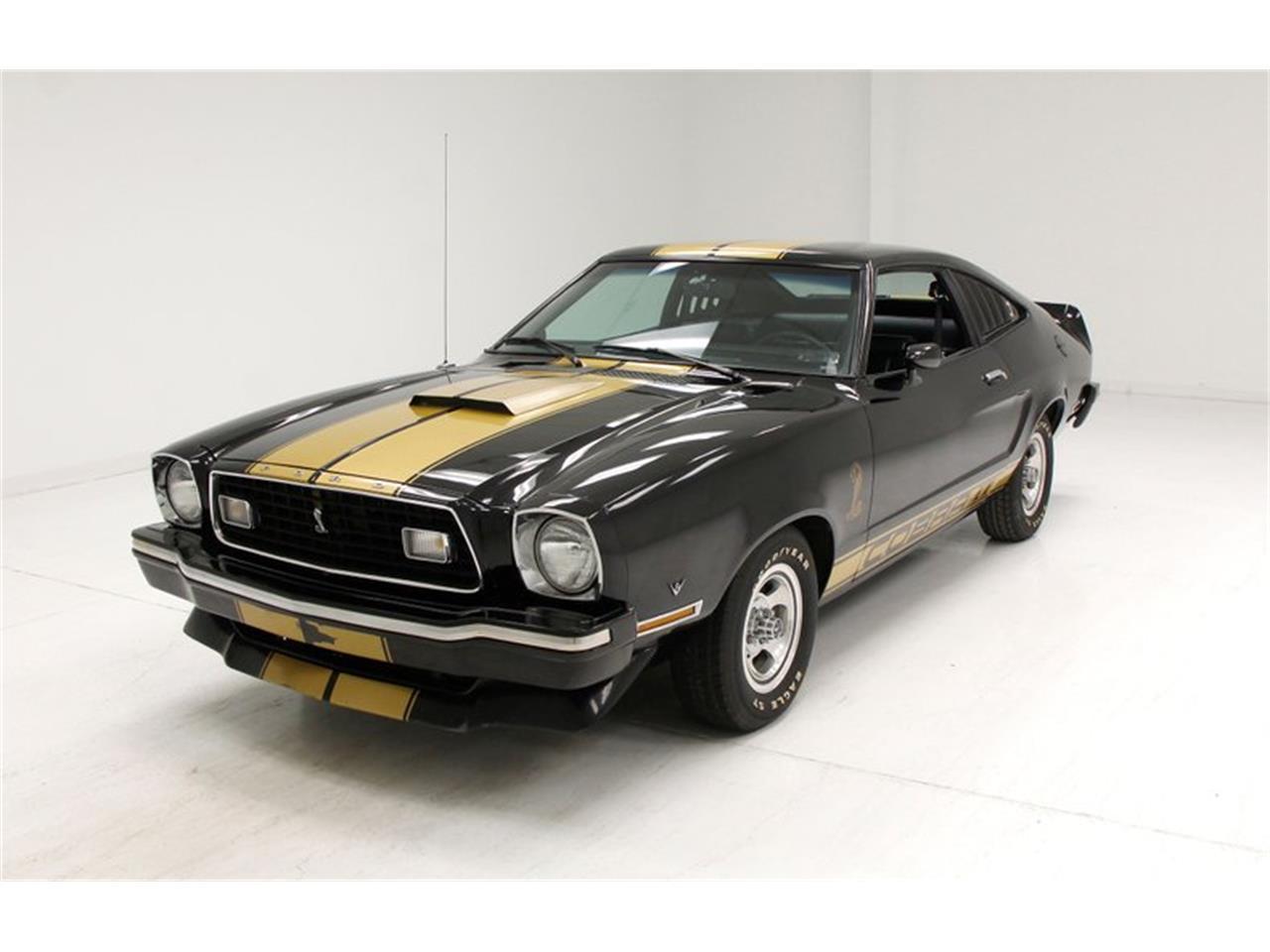 Ford Mustang Cobra ii v8 1976 prix tout compris 1976
