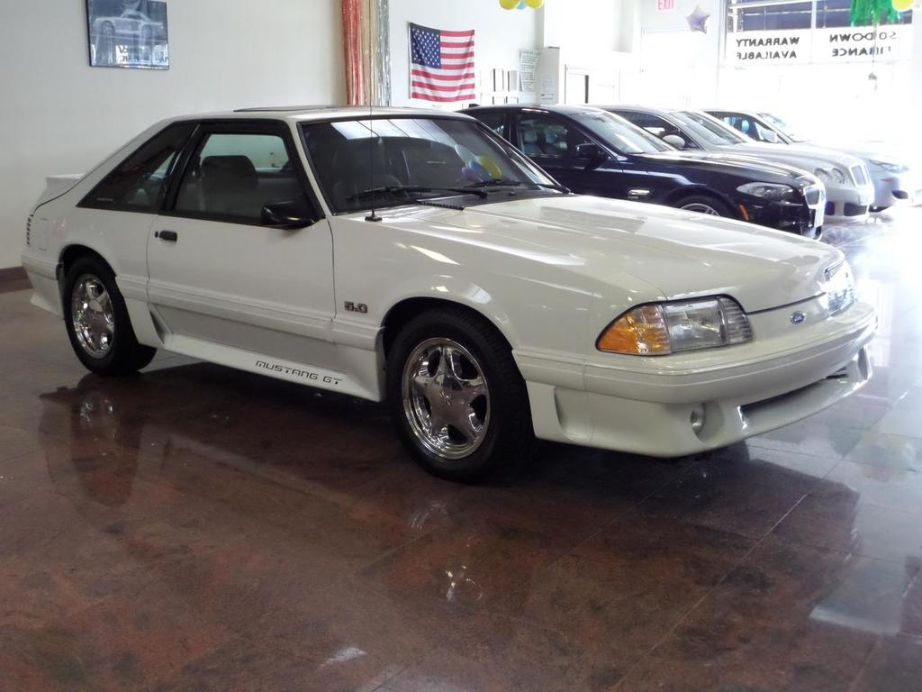 Ford Mustang Gt hatchback