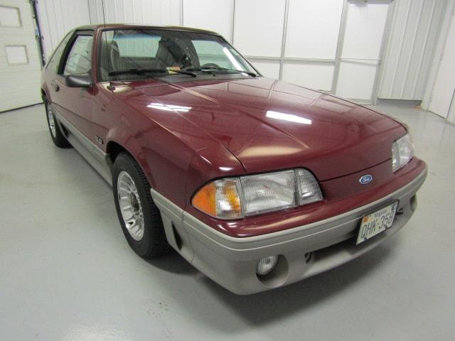 Ford Mustang Gt hatchback