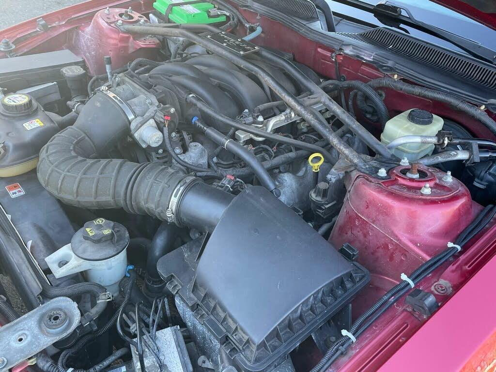 ford mustang Gt premium 2005 prix tout compris hors homologation 4500€