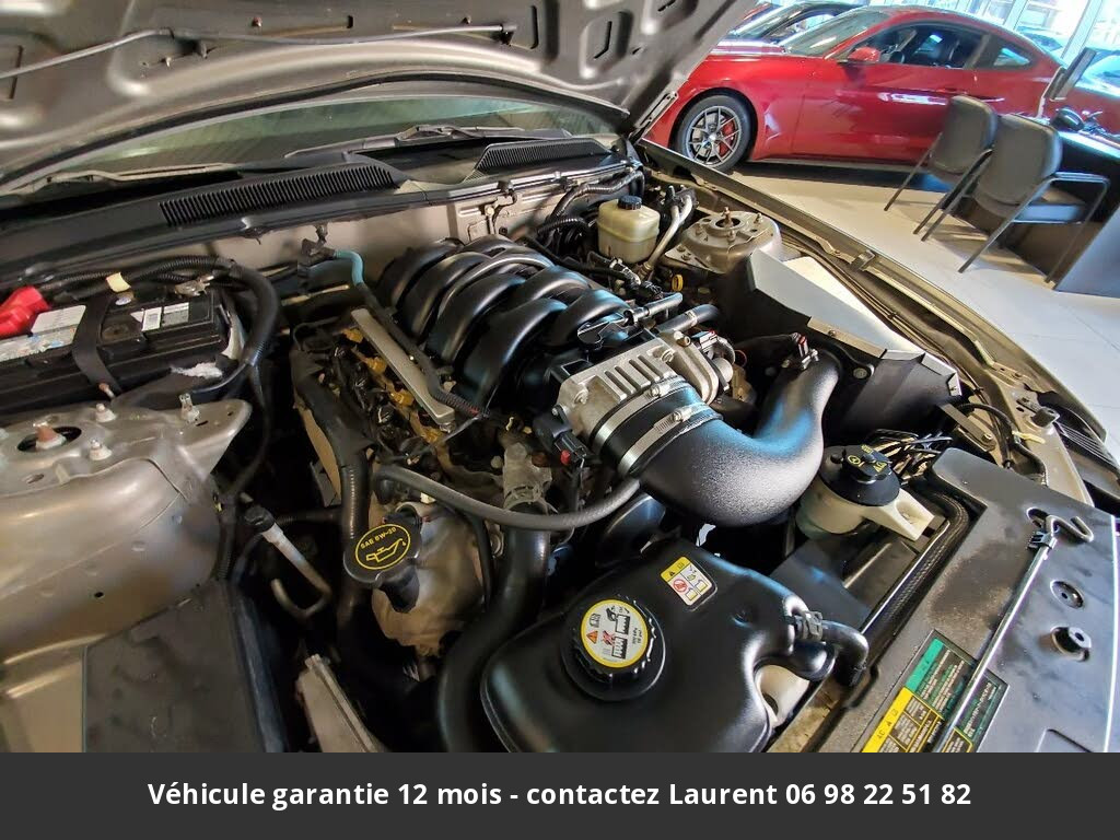 ford mustang Gt v8 2005 prix tout compris hors homologation 4500 €
