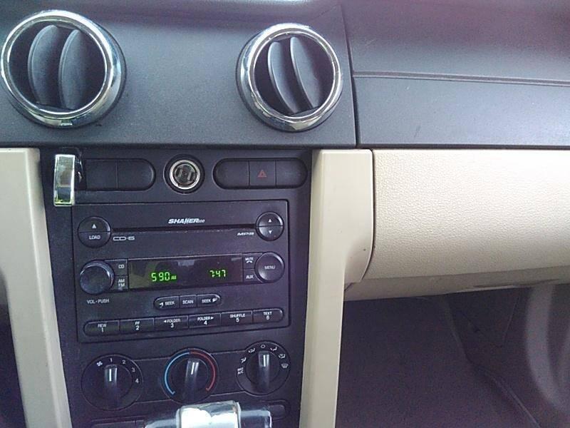 Ford Mustang 2006 prix tout compris hors homolog 4500€