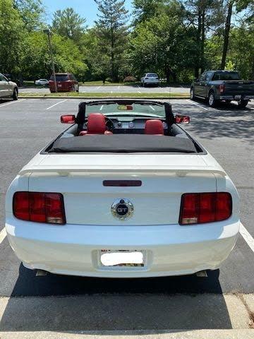 ford mustang V8 gt 2006 prix tout compris hors homologation 4500€