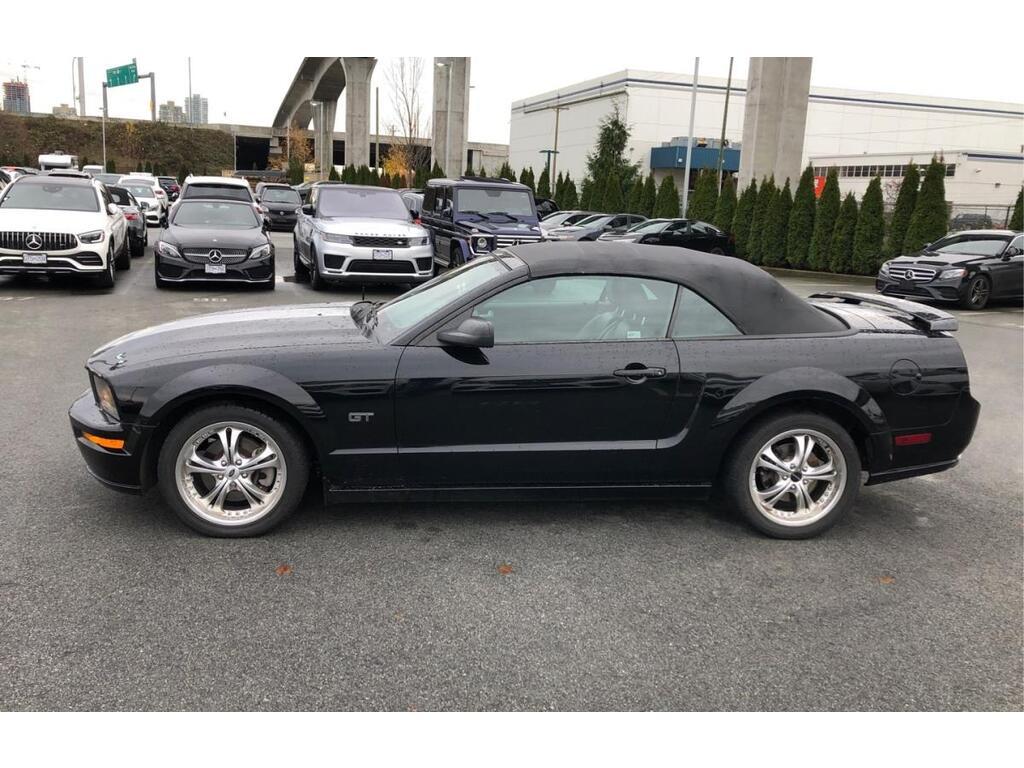 Ford Mustang Triple black gt premium 2006 prix tout compris hors homologation 4500€