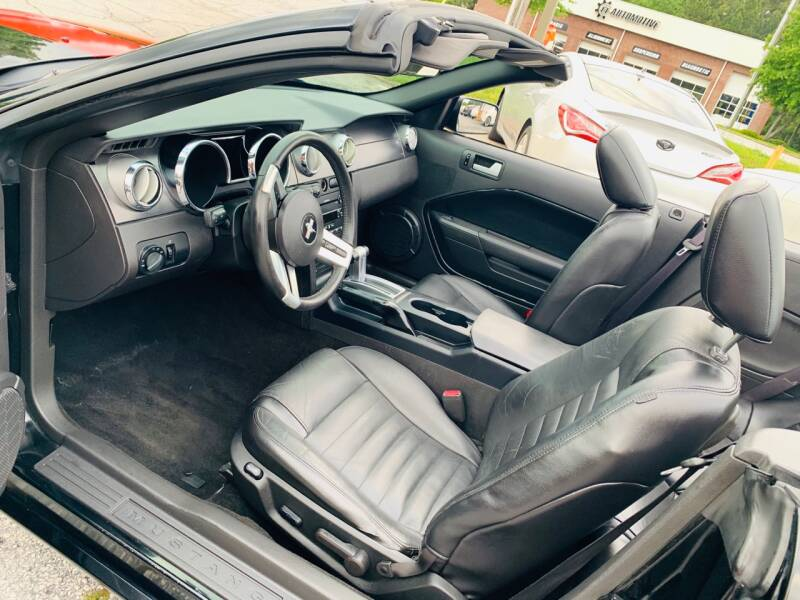 Ford Mustang Gt v8 4.6 2007 prix tout compris hors homolog 4500€