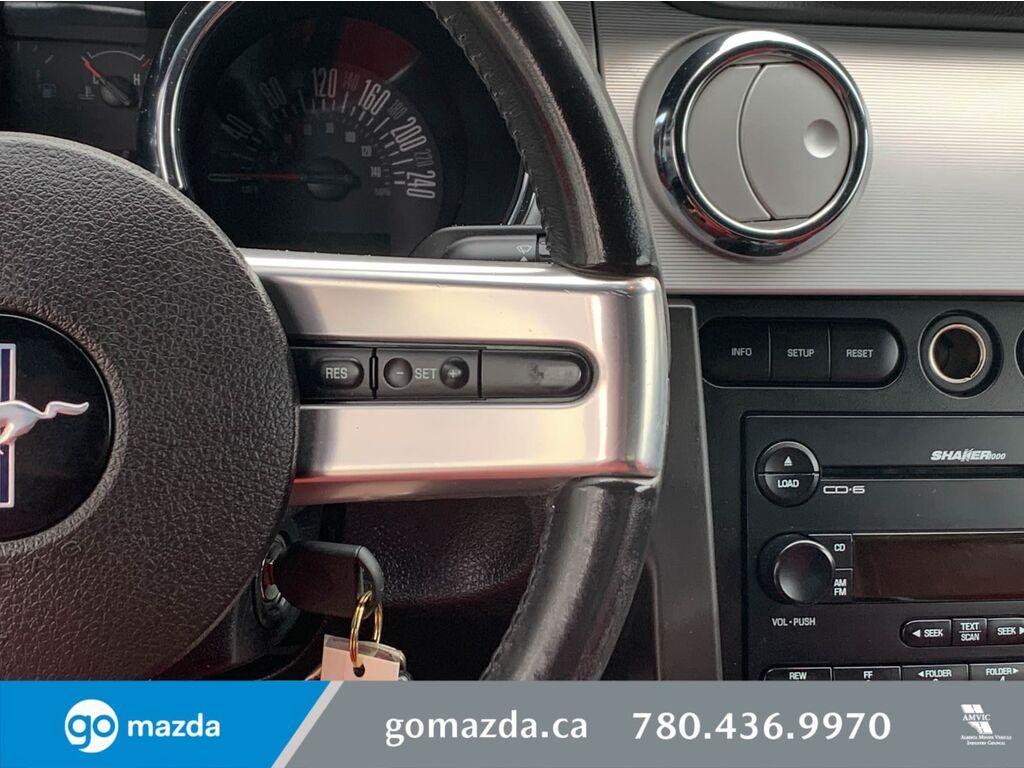 Ford mustang Gt premium v8 2007 prix tout compris hors homologation 4500€