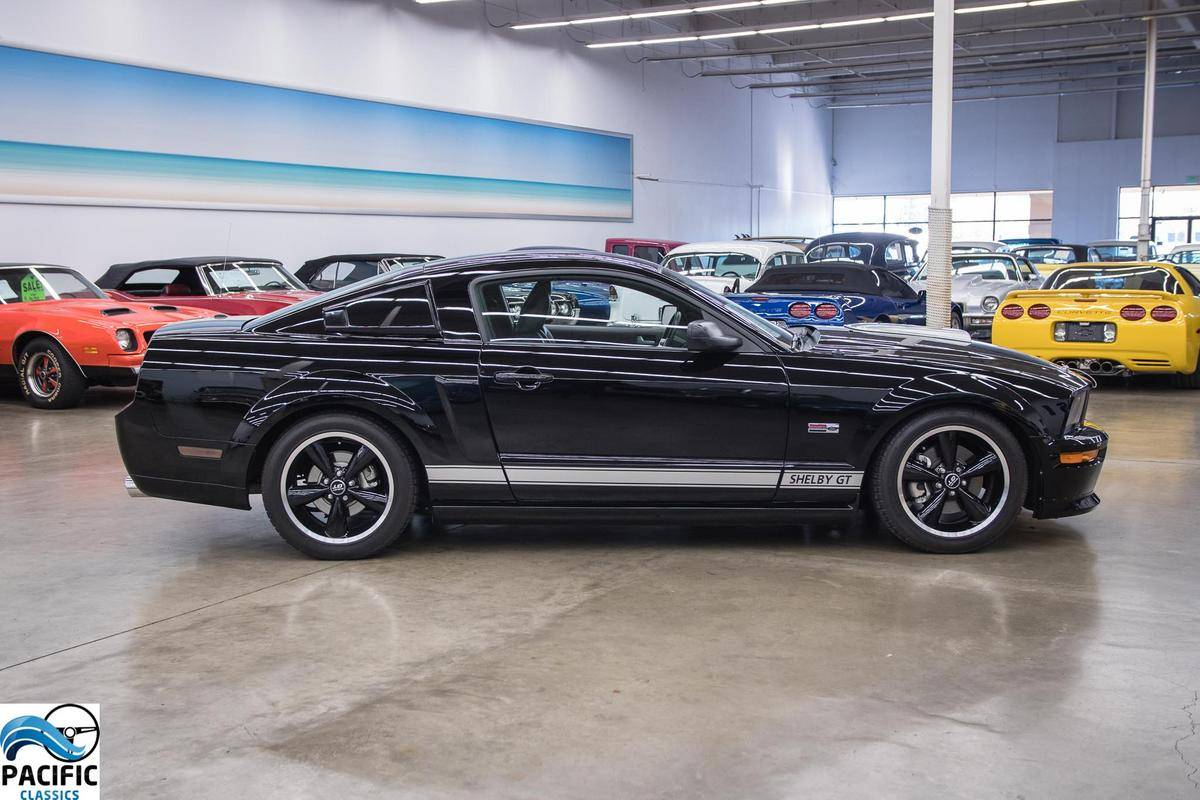 Ford Mustang Shelby gt 350 2007 prix tout compris