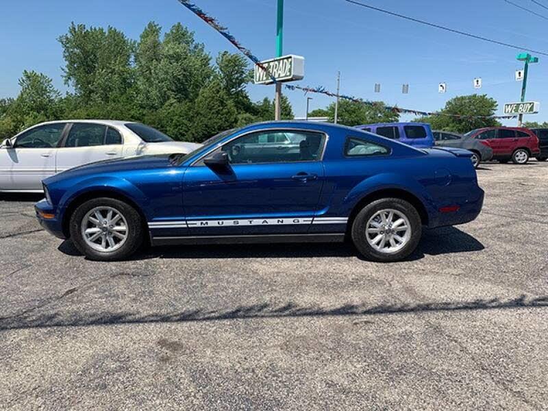 Ford Mustang Deluc cabriolet 2008 prix tout compris hors homologation 4500€