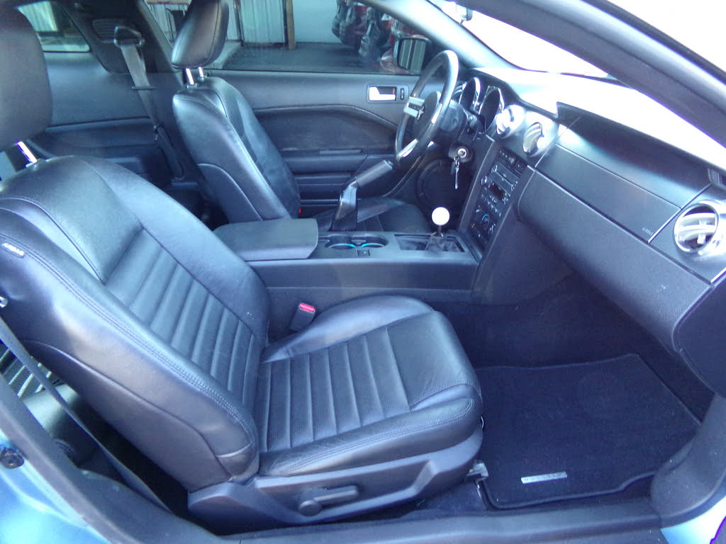 Ford Mustang Gt v8 prix tout  compris hors homologation 4500€