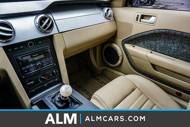 Ford Mustang Gt v8 2008 prix tout compris hors homologation 4500€