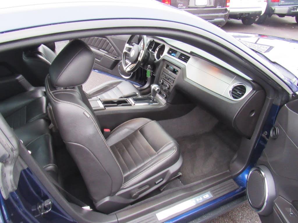 Ford Mustang 2010 prémium prix tout compris