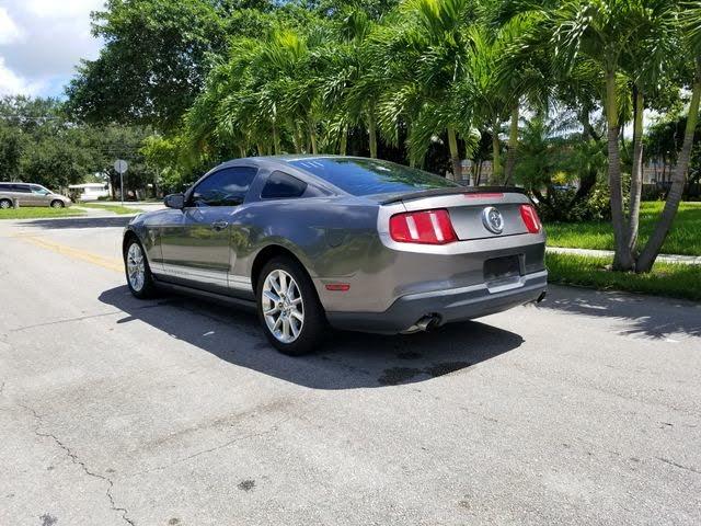 Ford Mustang Premium 2011 prix tout compris hors homolog 4500€