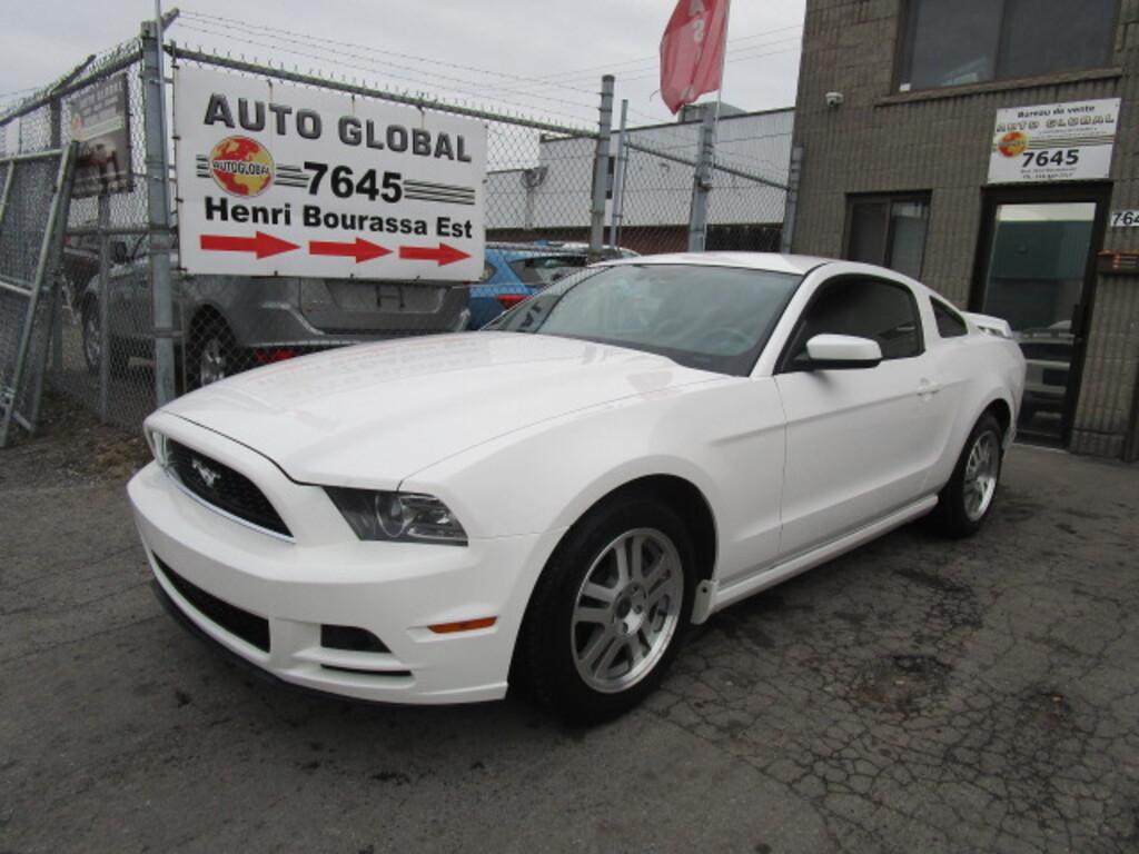 Ford Mustang Premium 2013 prix tout compris hors homologation 4500€