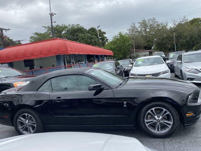 Ford Mustang Prémium 2014 prix tout compris hors homologation 4500€