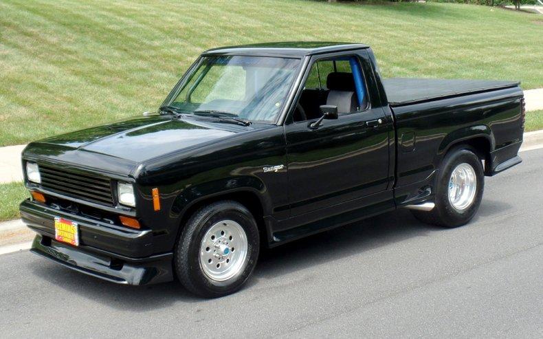 Ford Ranger Regular cab 2wd 1985
