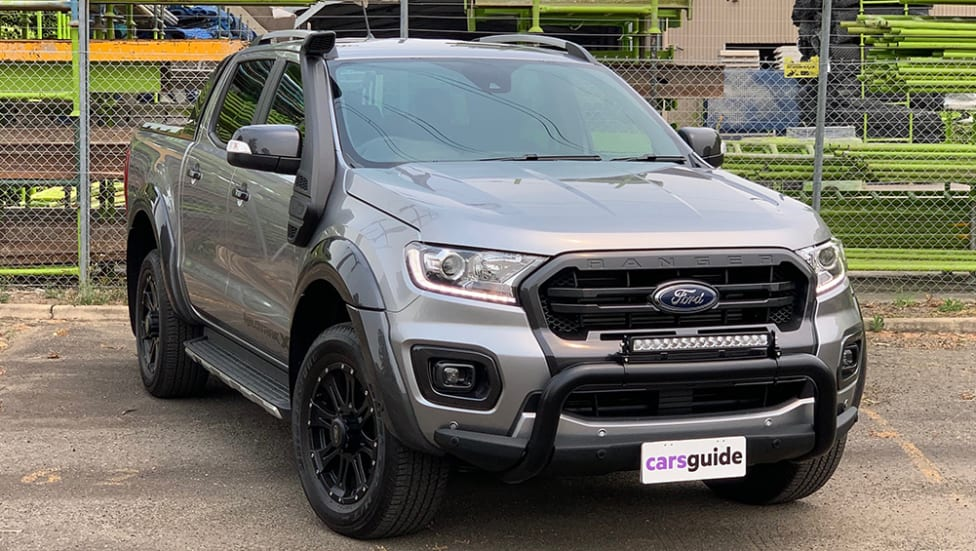 FORD RANGER Wildtrack 2.0l tdci 213hp e6.2 4x4 auto double cab export