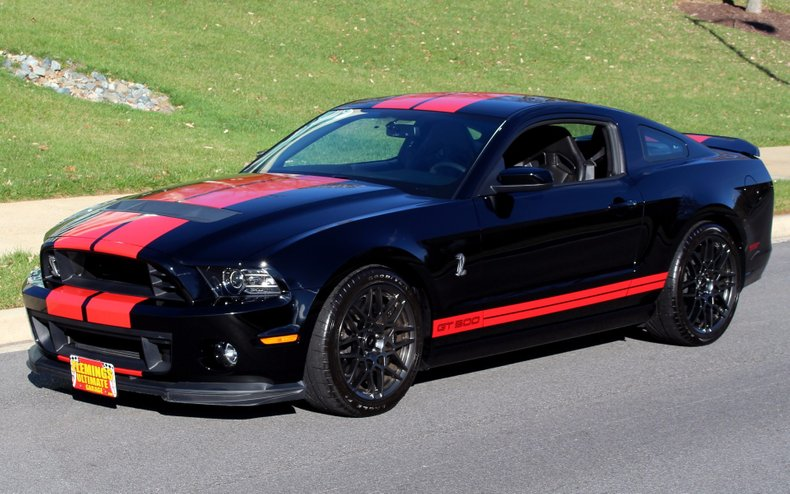 Ford Shelby GT500 Base 2014