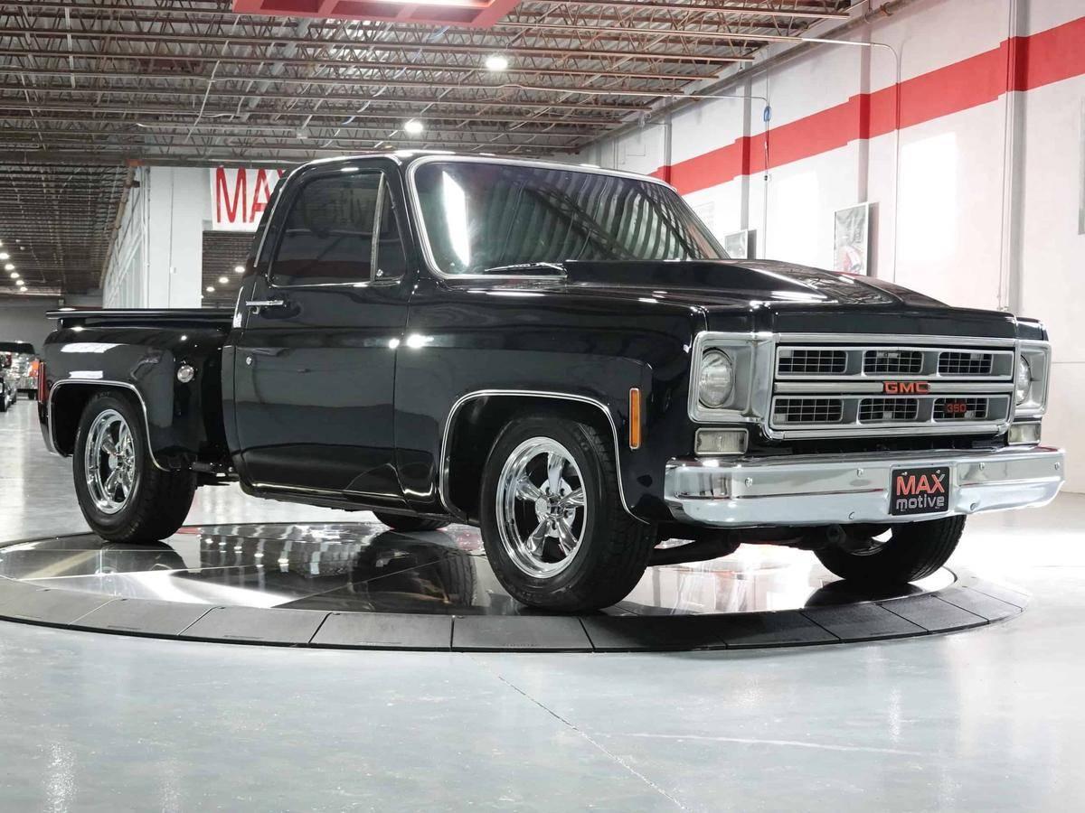 GMC 1500 V8 350 prix tout compris 1978