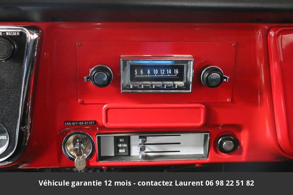 GMC C10 regular cab pickup 1972 prix tout compris