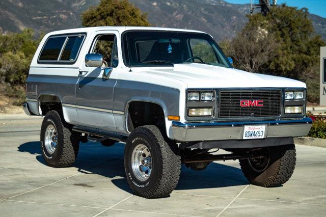 GMC Jimmy 2-door 4wd