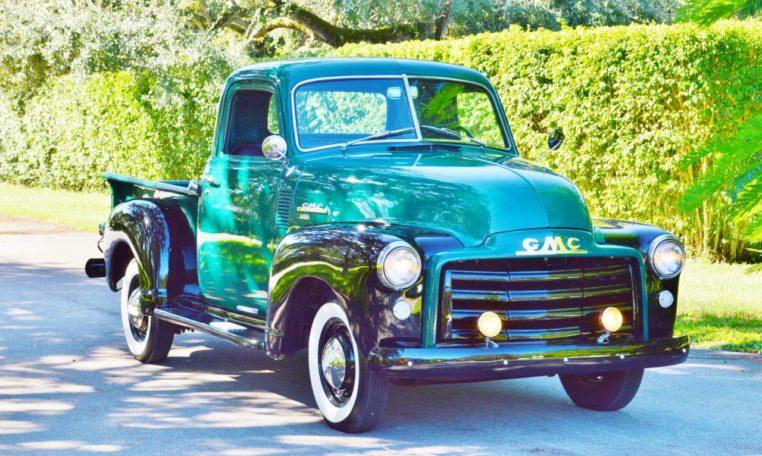 GMC Pickup Importé 1950