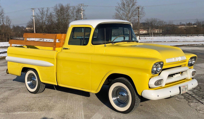 GMC Pickup Importé 1959